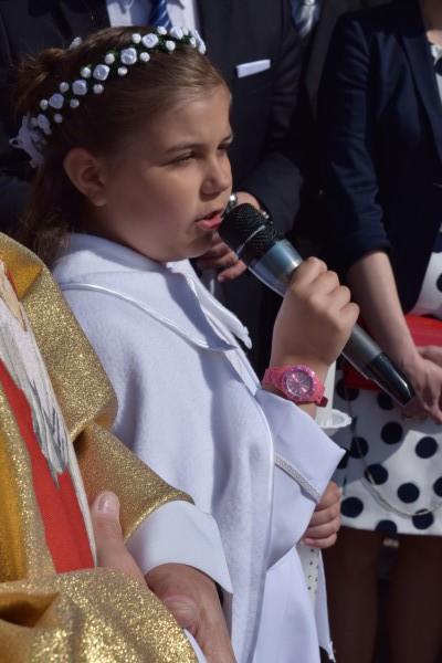 d92eec7e28 Pierwsza Komunia w Wawrzyńcu - Głos Słupcy