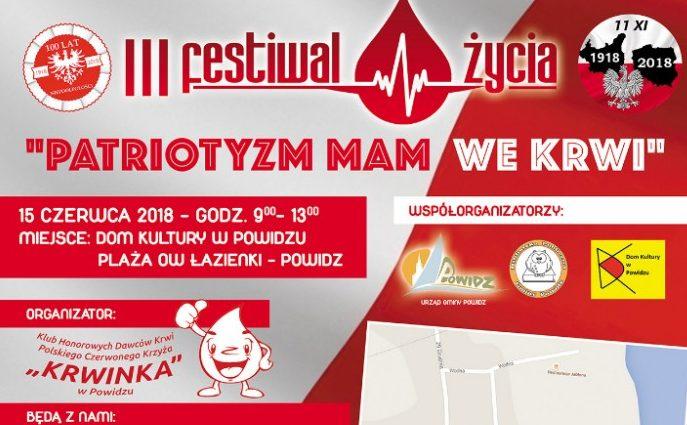 Powidz Iii Festiwal życia Głos Słupcy Kleczewa Oraz Witkowa