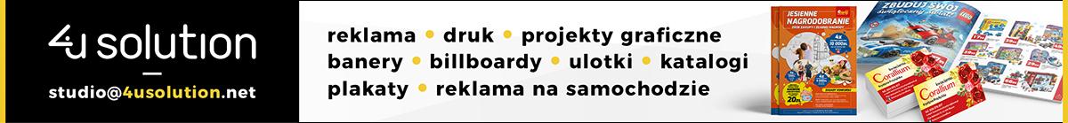 Agencja reklamowa Solution 4U. Reklama Słupca.